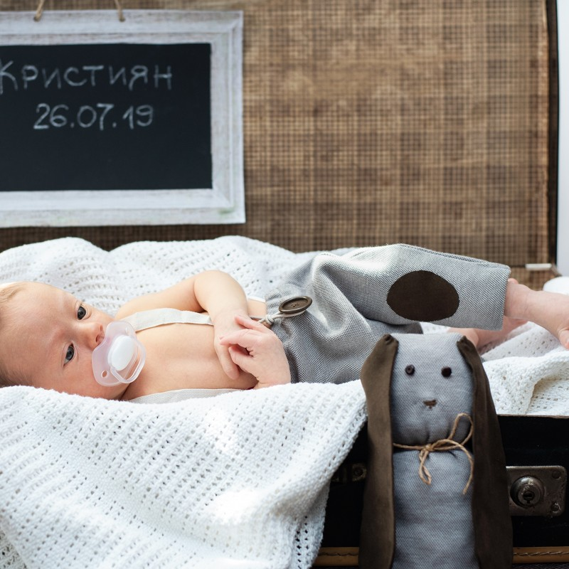 Новородени